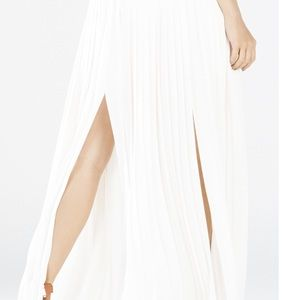 BCBGMAXAZRIA Long Skirt